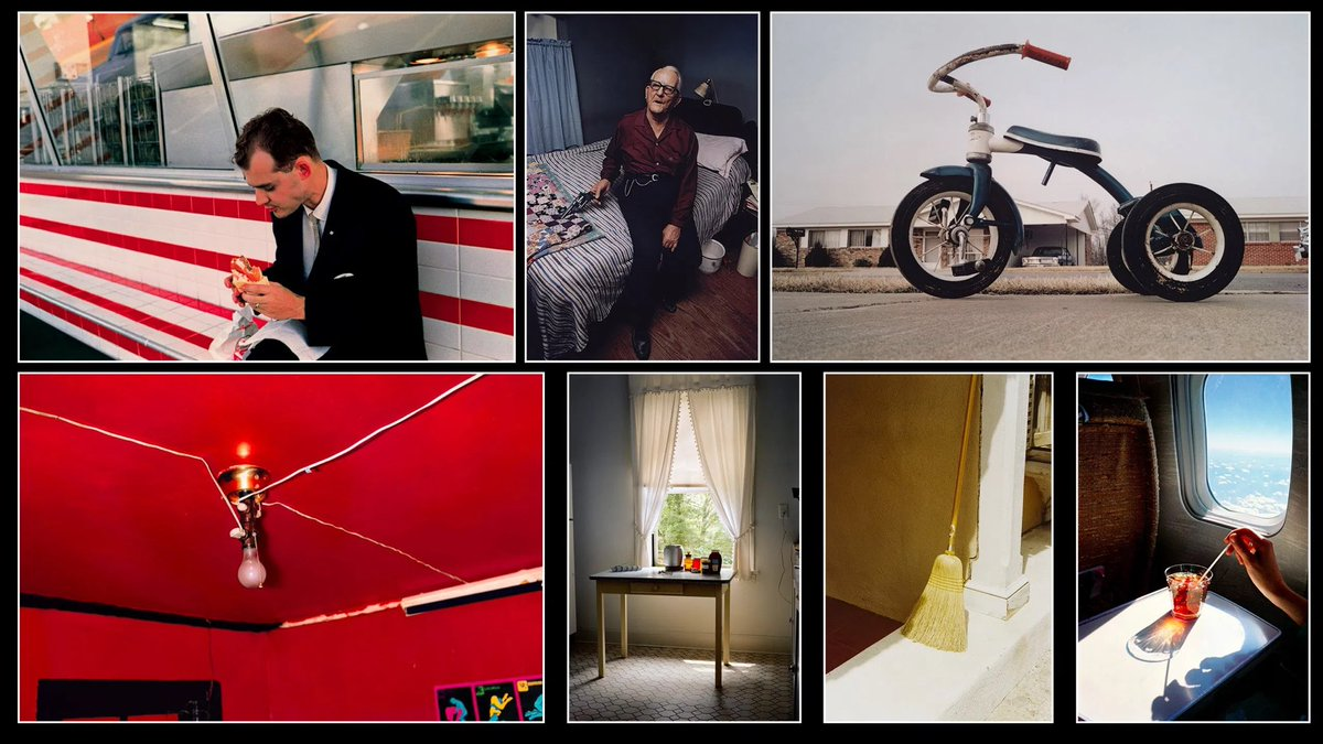 Photography by William Eggleston #photography #color #colour #art
