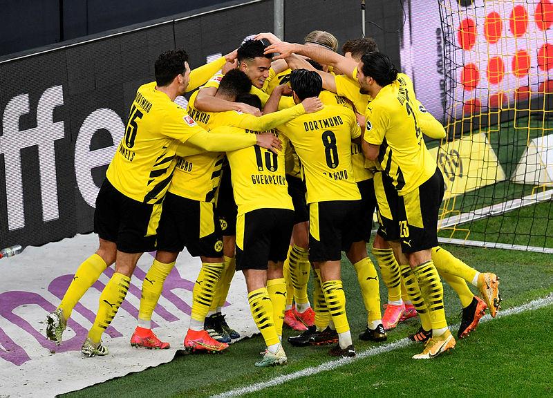 Xem lại bóng đá Dortmund vs Arminia Bielefeld, Bundesliga – 27/02/2021
