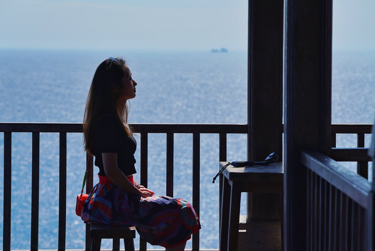 Dear ocean, thank you for making us feel tiny, humble, inspired, and salty. All at once. #reasonstobeinchina #jessicatalks #chinese #china #jessicastreettv #YearOfTheOx2021 #hainan #sanya #海南 https://t.co/9iCaSOJIje