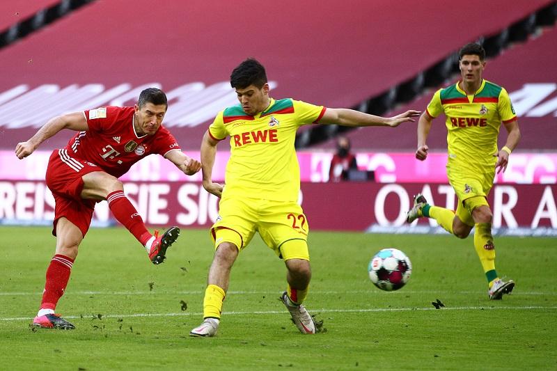 Xem lại bóng đá Bayern Munich vs Koln, Bundesliga – 27/02/2021