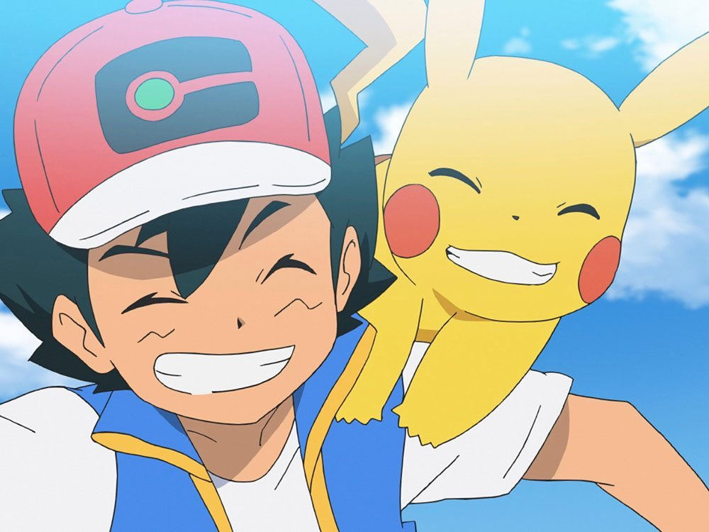 Seeing all the #PokemonDay comments today (especially from my favourite VA's) really makes me one happy fellow.