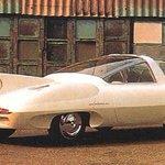 Image for the Tweet beginning: The 1962 #Ghia #Selene II