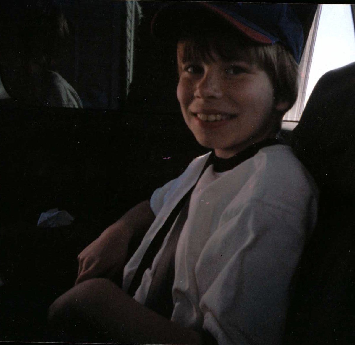 happy 25th #PokemonDay  this is me on the way to NYC for the Diamond and Pearl release  2007