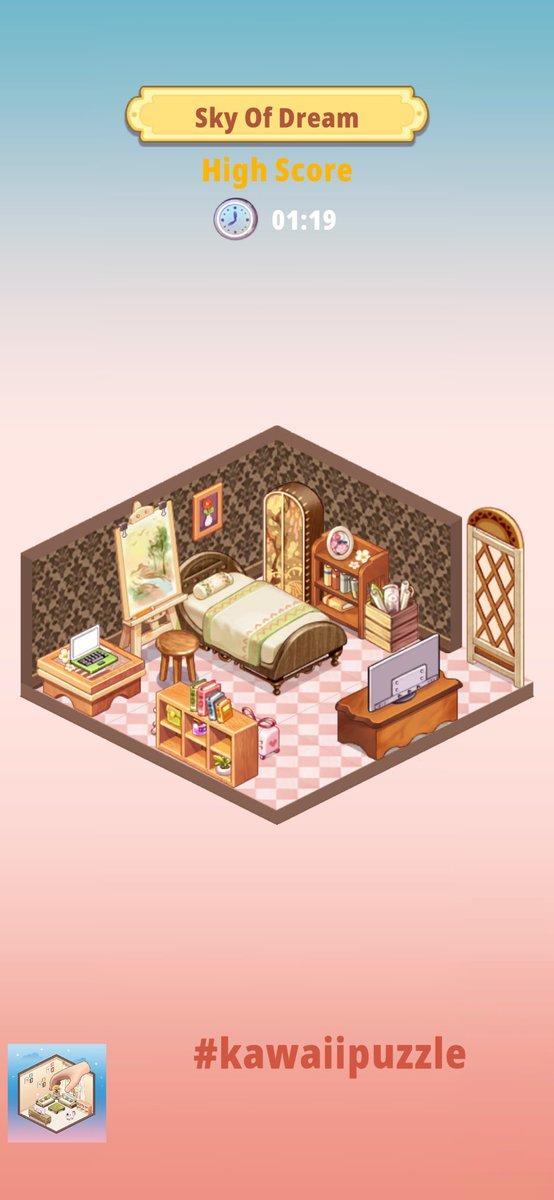 #games #kawaiipuzzle #cutepuzzle #gamedesign #artgame #lovepuzzle #beatifulpuzzle #picoftheday #motivation #photooftheday