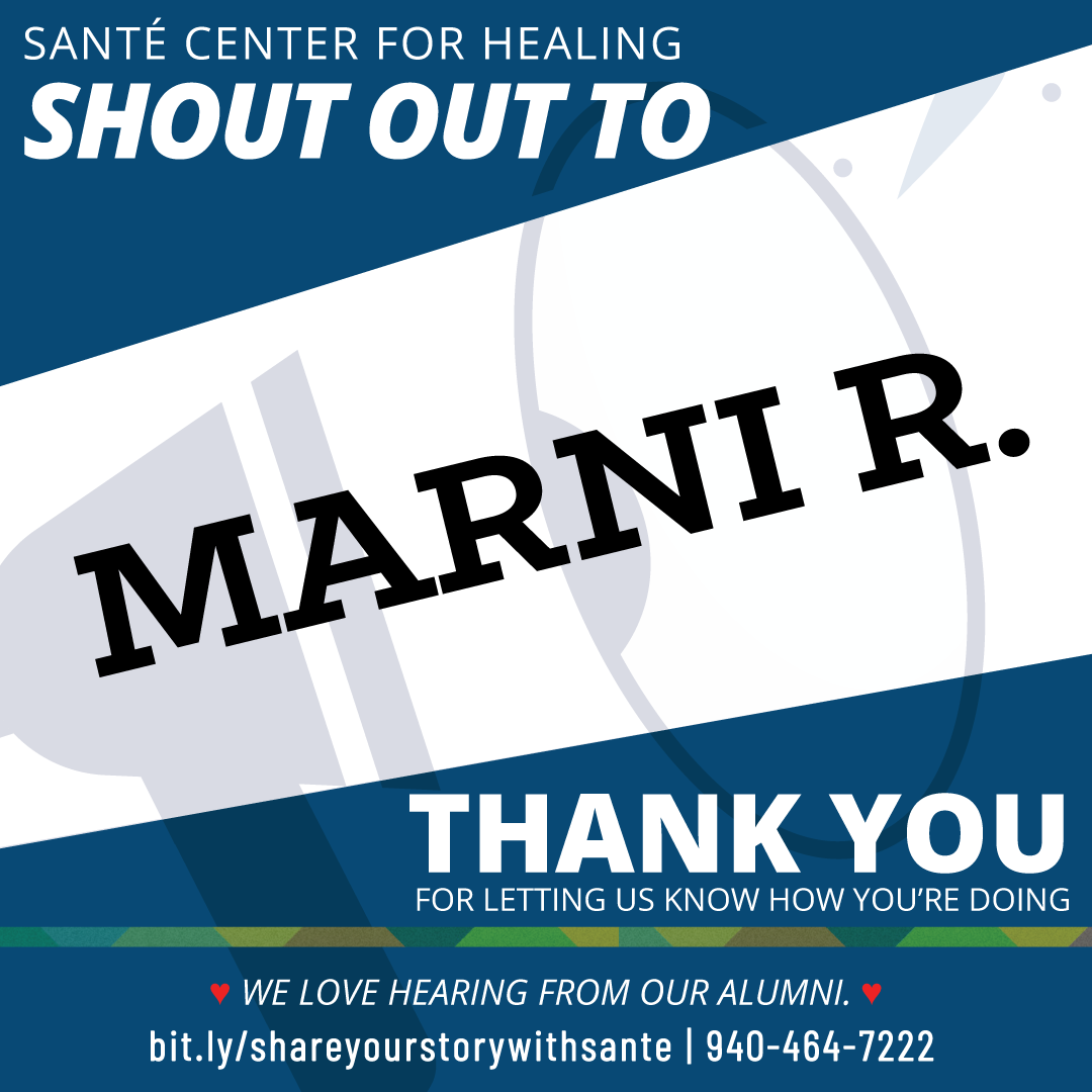 """""""No matter how far gone UR, there's always hope for recovery ... Don't give up when it gets hard! Press into the challenges & keep fighting b/c your life is worth it."""" Thank you, Marni R. Share your story:  #shoutout #recovery #shareyourstory"""