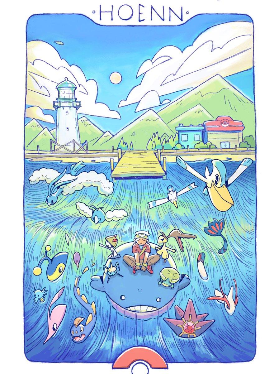 Happy #PokemonDay everyone 👀💦🔥🌿