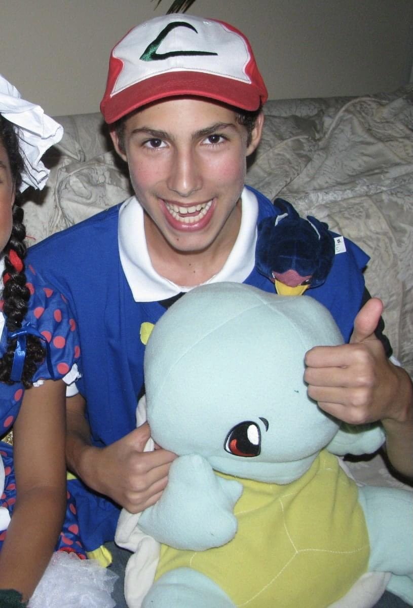 a decade later and I still won't shut up about a kids game on the internet #PokemonDay