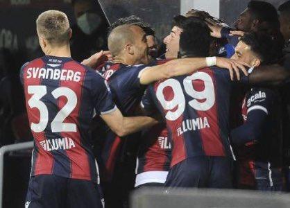 #BolognaLazio