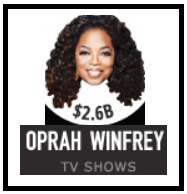 TV show host is a billionaire: