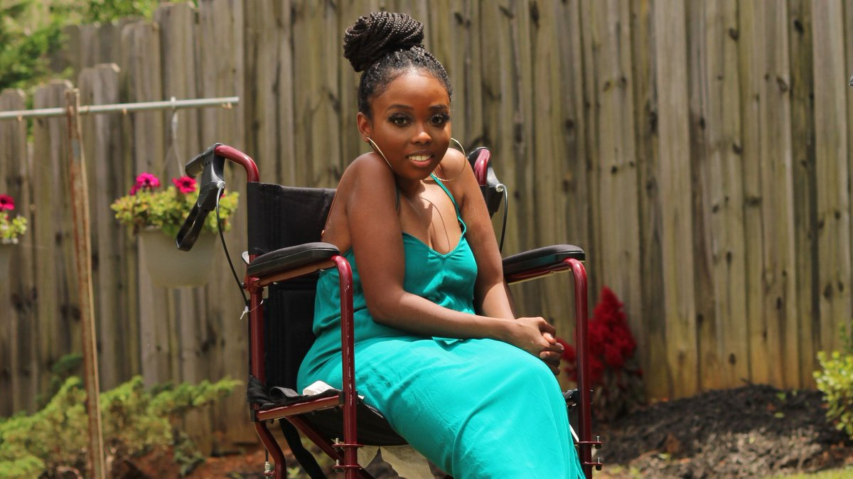 I Am #Black, #Disabled And #Beautiful. Here's Why I Speak Up For Others With #Disabilities. | HuffPost #inclusion #PwD #disabilityinclusion #accessibility