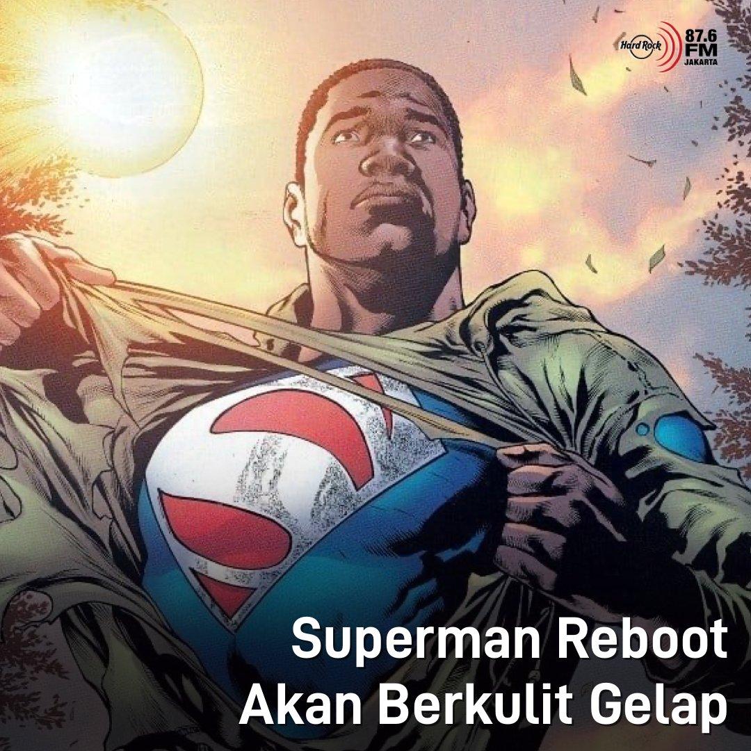#HRFMNews Kira-kira siapa ya aktor kulit gelap yg cocok jadi Superman?  Superman reboot yg diproduseri J.J. Abrams dan penulis naskah Ta-Nehisi Coates kabarnya akan menampilkan Superman berkulit gelap. Ternyata, ide ini juga sudah dibicarakan oleh Warner Bros dalam beberapa bulan