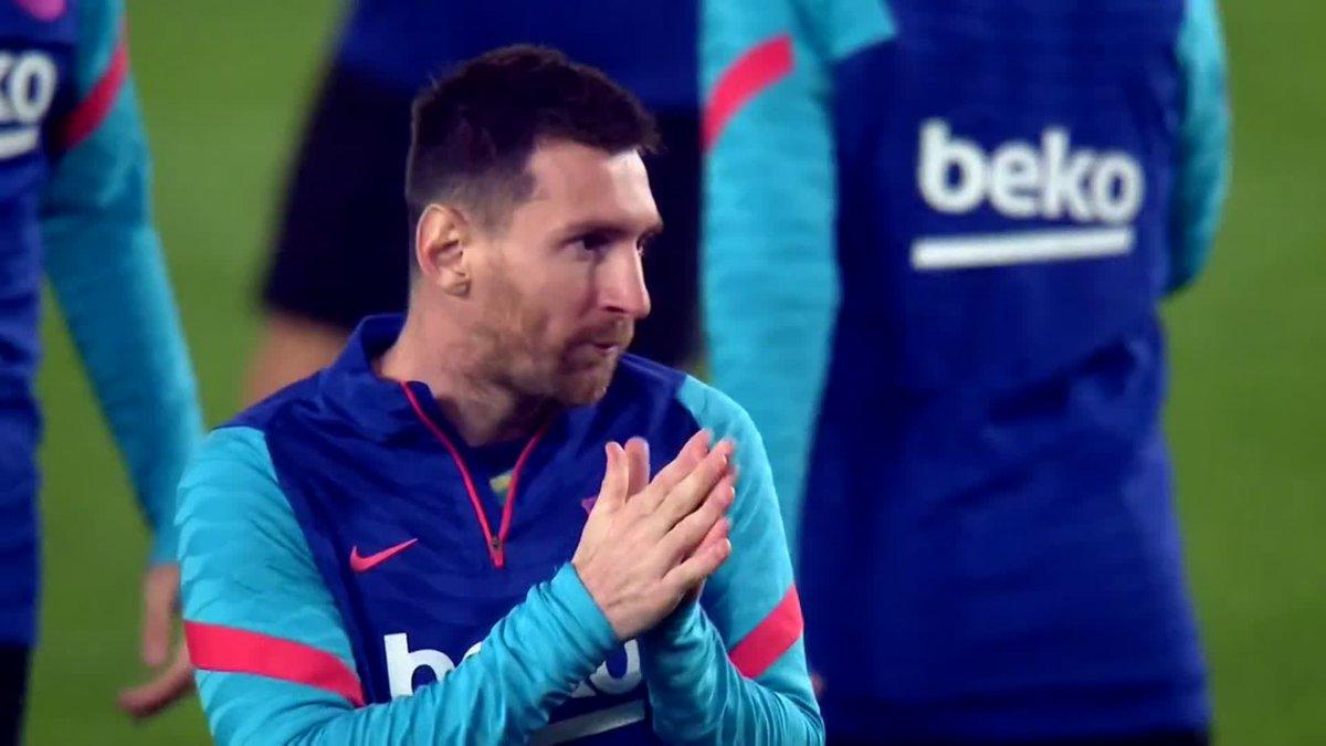 ¡Y ahora vamos a por el miércoles!  🔵🔴 Força Barça