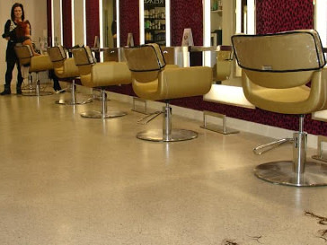 5 Reasons Why Concrete Floor Coatings Make Sense for Hair Salons… VIEW REASONS...   #concrete #concretefloors #concreteflooring #concretefloorcoatings #flooring #salons #hairsalon #hairsalons #stylists #hairstylists #cincinnati #nky #northernkentucky