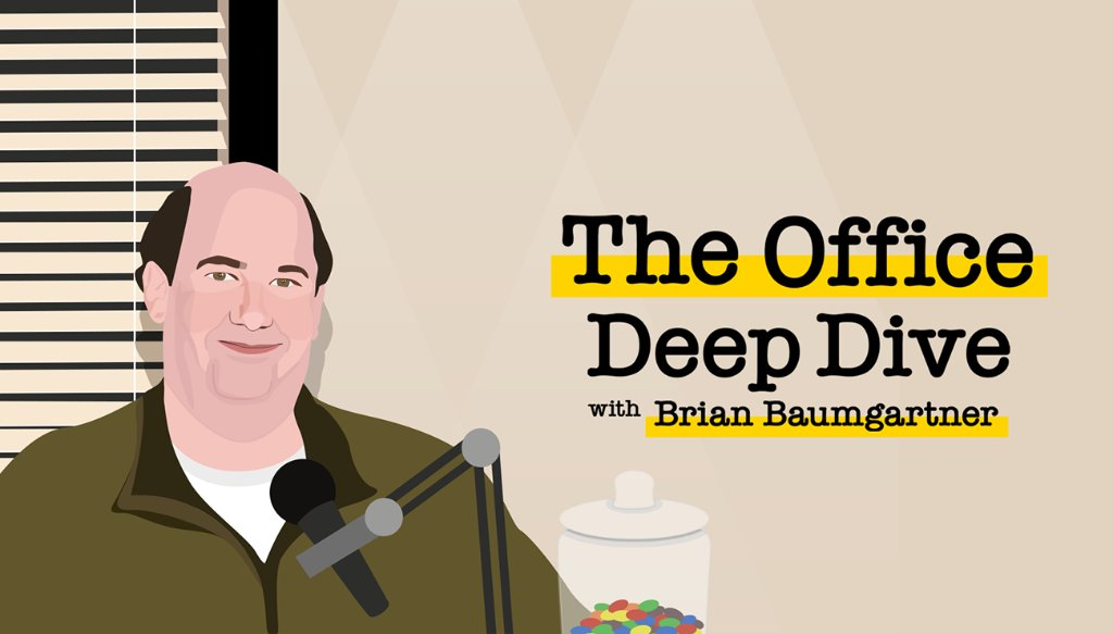 Go even deeper in the world of Dunder Mifflin with @BBBaumgartner's new podcast, The Office Deep Dive.