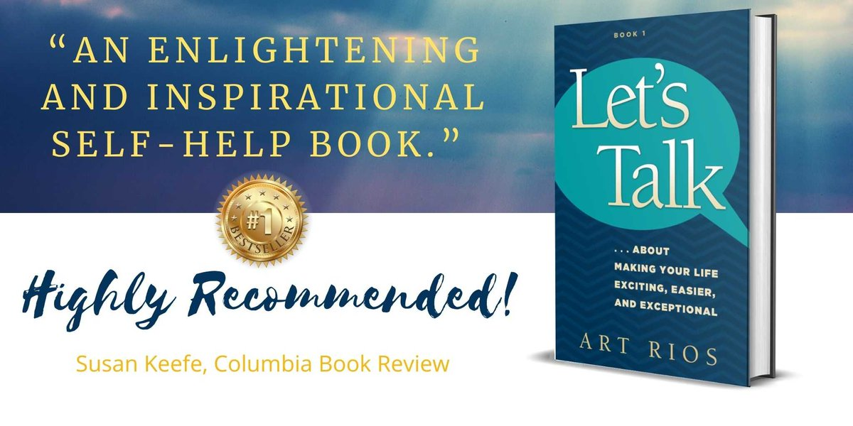 ~> The power of Art Rios' positivity shines through in this life-changing book. Highly recommended! Susan Keefe, Midwest Book Review, 5-stars   #Business #success @ALALibrary #ian1 #motivationalquotes #WontStop @artrios #iartg @10TampaBay @WFLAHeather