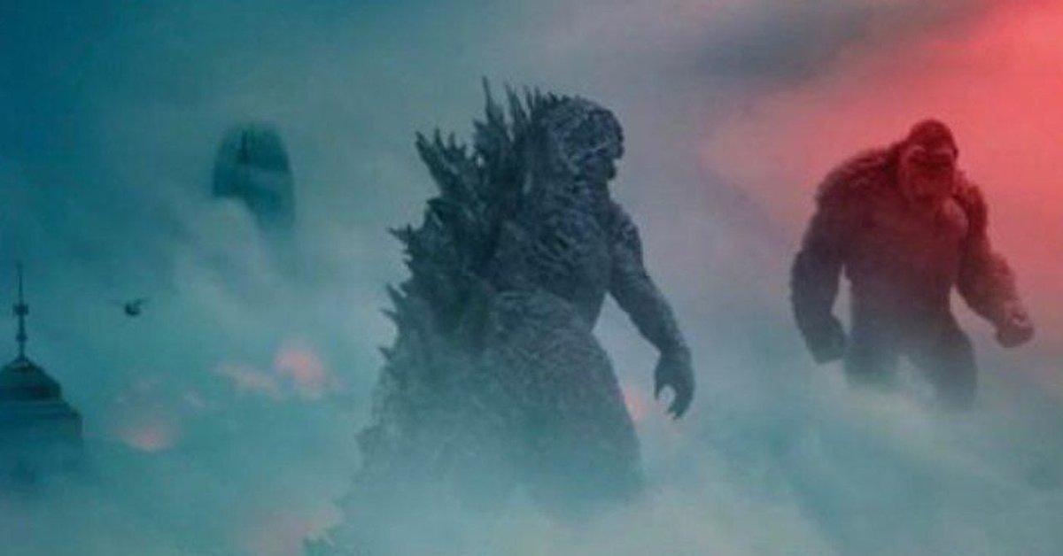 @ComicBook's photo on Godzilla
