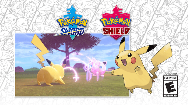 Trainers! To keep you singing for this year's #Pokemon25 celebration, you'll be able to add a special Pikachu with the move Sing to #PokemonSwordShield by using a password. Head to the link below to find the password!
