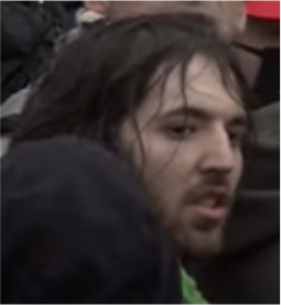 The #FBI is still seeking information about people involved in the violence at the U.S. Capitol on January 6. If you know this individual, visit  to submit a tip that references photo 217.