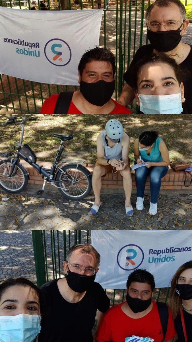 Hay equipo en la Comuna 14, Palermo!!! Sumate!! Somos cada día más!!! #RepublicanosUnidos #LaVerdaderaOposición