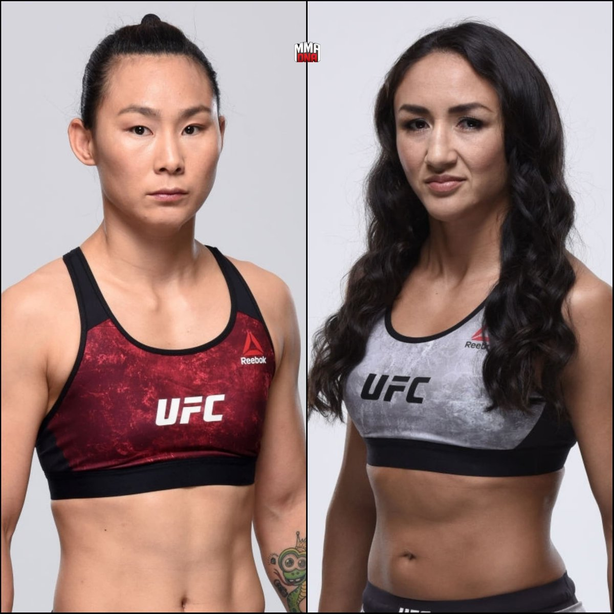 🚨🚨BREAKING🚨🚨  A very important fight in the UFC Women's Strawweight division is targeted for May 22nd.   #3 ranked Yan Xiaonan takes on former champion and #4 ranked Carla Esparza.  #UFC #MMA #WMMA