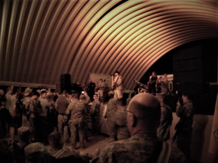 In April, 2011, country star Toby Keith performed in Basra, Iraq.  Read about the waning days of the Iraq War in