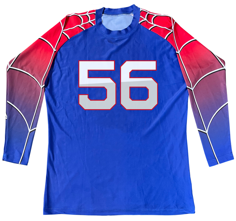 """SPECIAL ANNOUNCEMENT!  We've teamed up with @DarrylTalley and @J9Talley to support @varietywny with something fans have waited on for DECADES!  Our exclusive """"Spider"""" Longsleeve is available for pre-order now through March 21st:  #BillsMafia"""
