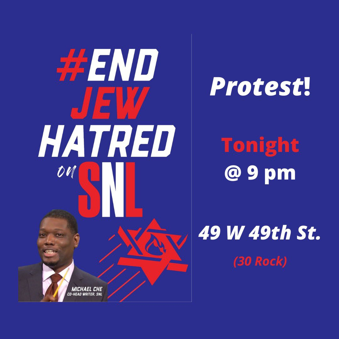 PROTEST TONIGHT!