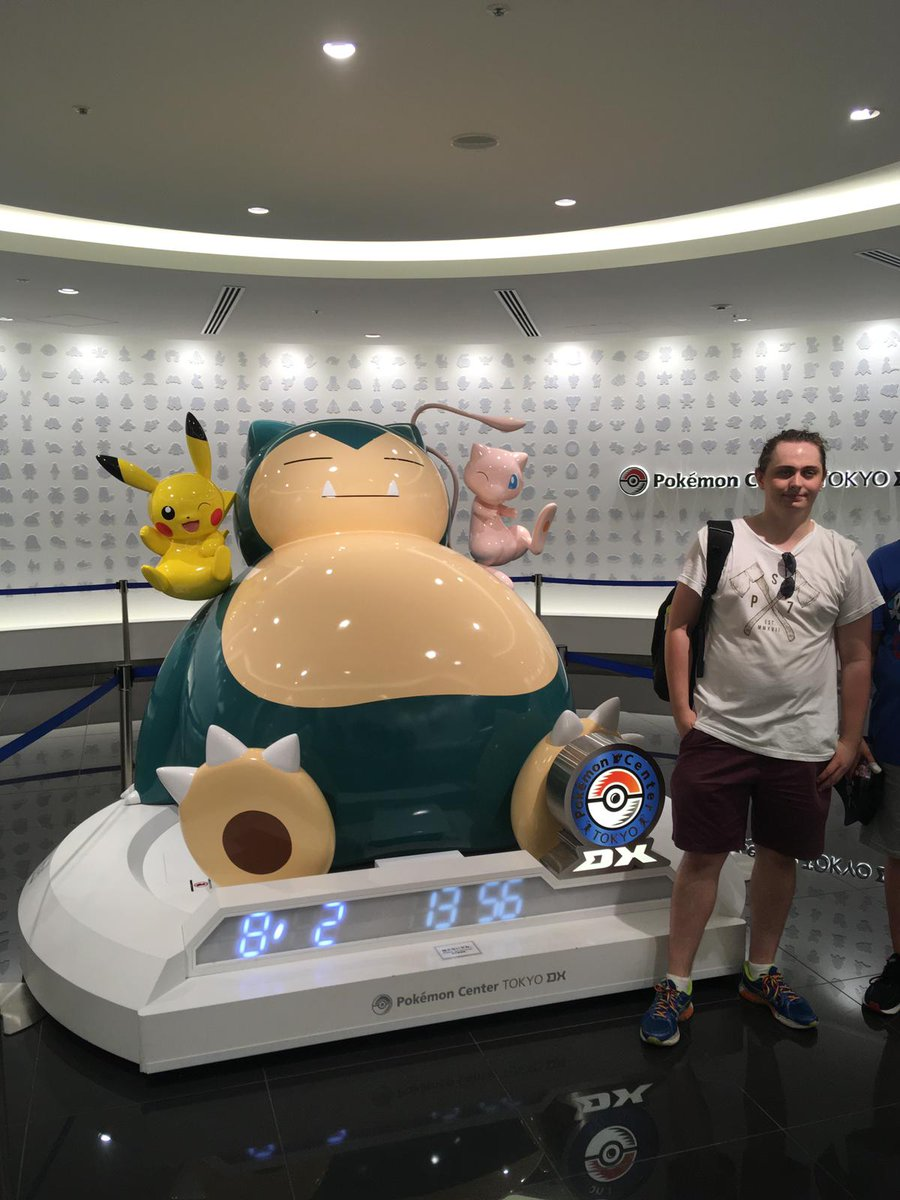 Celebrating #PokemonDay let me reminisce on my trip to the Pokémon Center DX in Tokyo, a trip that was 15 years in the making since I picked my first starter  Happy #Pokemon25thAnniversary