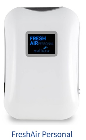 Do you work around a lot of people? Then you need this personal air cleaner.   #salons #busdrivers #transportation #fastfood #airfilter.