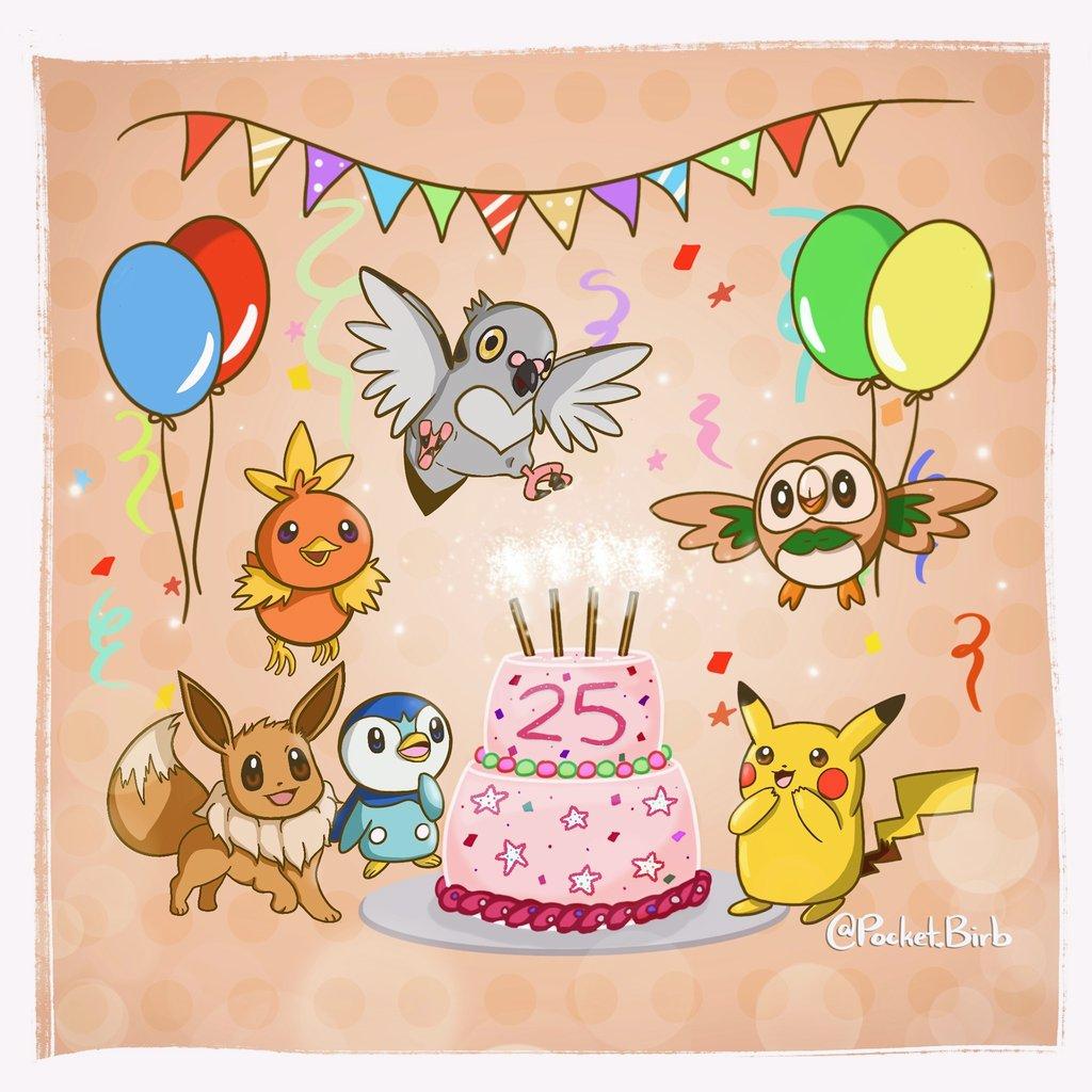 Happy #PokemonDay !! 🎉❤️