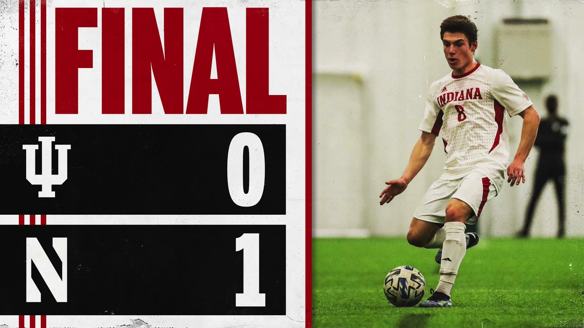 Replying to @IndianaMSOC: Final | Game Score.