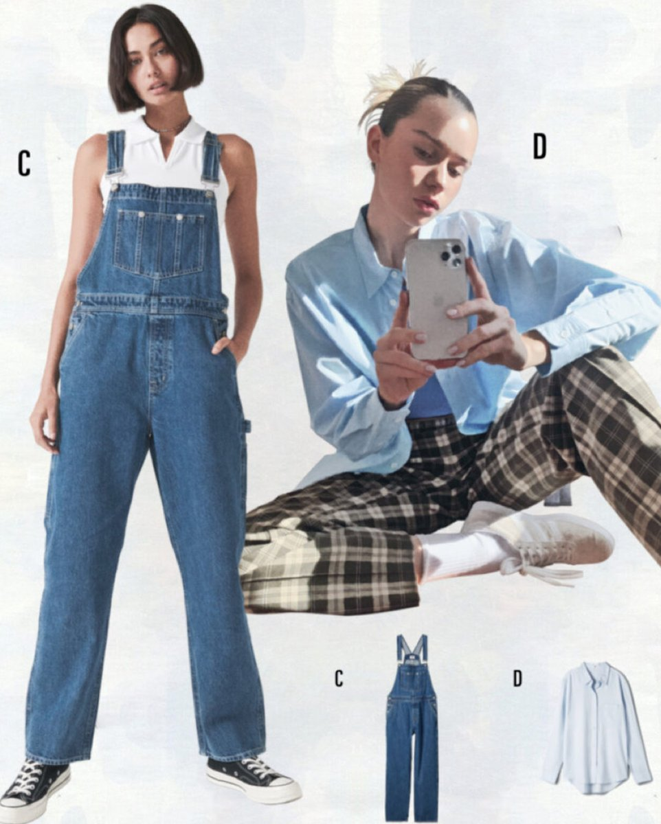 New. Need. Now. Introducing Sunday Best Denim — old-school silhouettes, authentic washes. https://t.co/8qOb95pyh8 https://t.co/APcO3plDQz