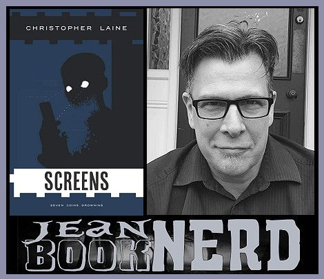 A chat about me, my novel SCREENS, and all things in between betwixt @jeanbooknerd and myself.  Great conversation.   #Screens #interview #books #dystopia #SocialMedia