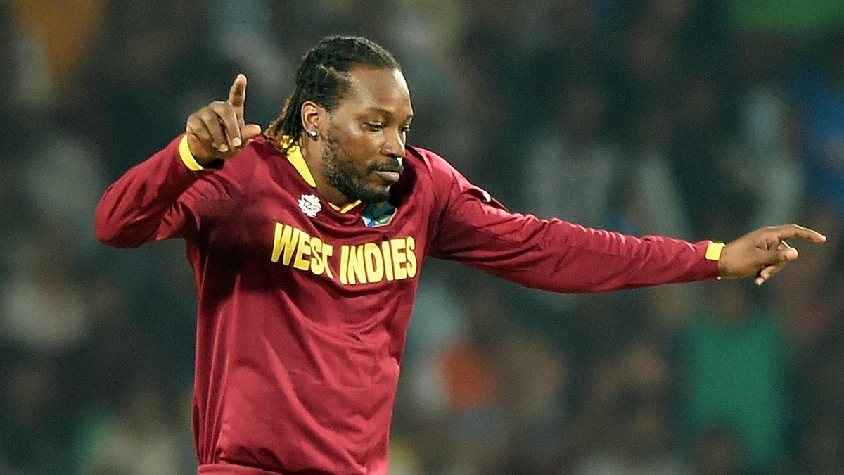 How excited are you to see @henrygayle in West Indies colours again? 🤩  The #WIvSL T20I series begins on 3 March in Antigua.