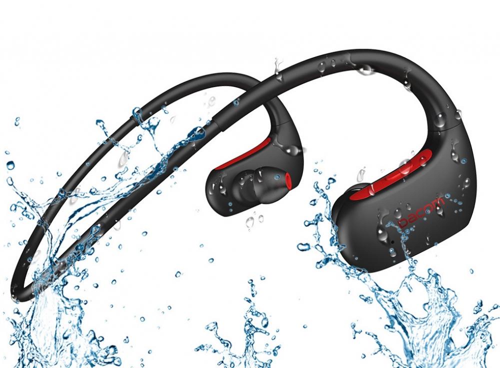 Wireless Waterproof Sports Earphones  #portrait #selfie