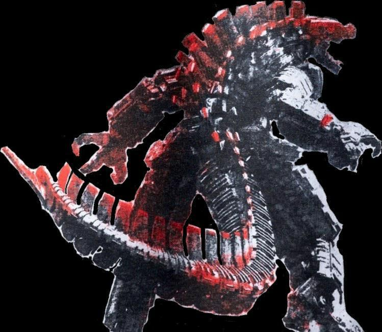 So THIS is how this bad guy may look?! Holy sh*t *_____* #GodzillaVsKong  #Godzilla  #mechagodzilla