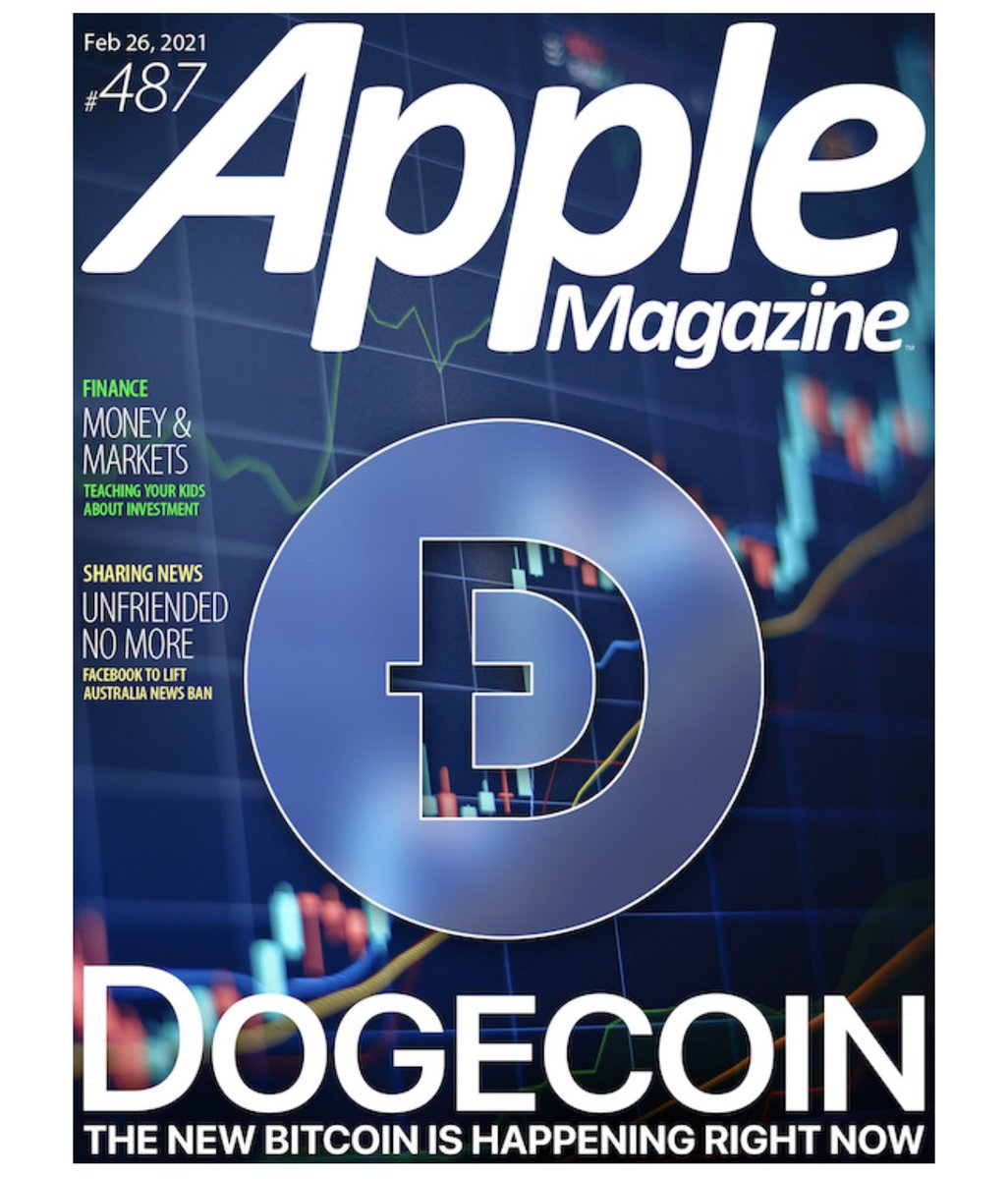 Verified. Spread the word. Steal these pictures. Make your own tweets, retweets or replies.. We don't care. Spread. The. Word. Change your D to Ð.  #Ðogecoin #Dogecoin #Ðogearmy #Dogearmy #Ðoge #Doge @elonmusk @Apple