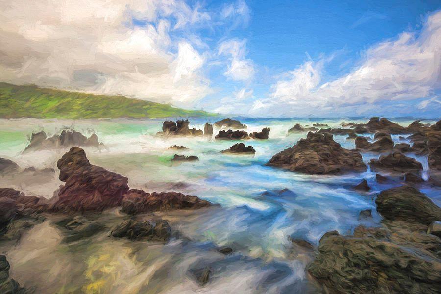 Art for the Eyes!  #Hawaii #Maui #artwork #decor #Decorate #home #ocean #art4sale #buyart #wallart #digitalpainting