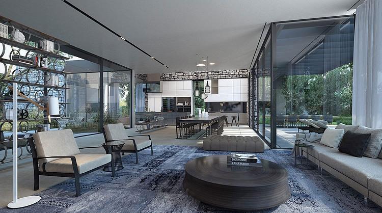 Stone Residence by Ando Studio    #home #decor #architecture #interiordesign