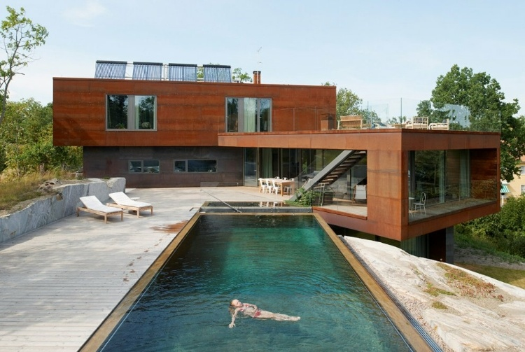 Villa Midgard by DAP Stockholm    #home #interiordesign #decor #architecture