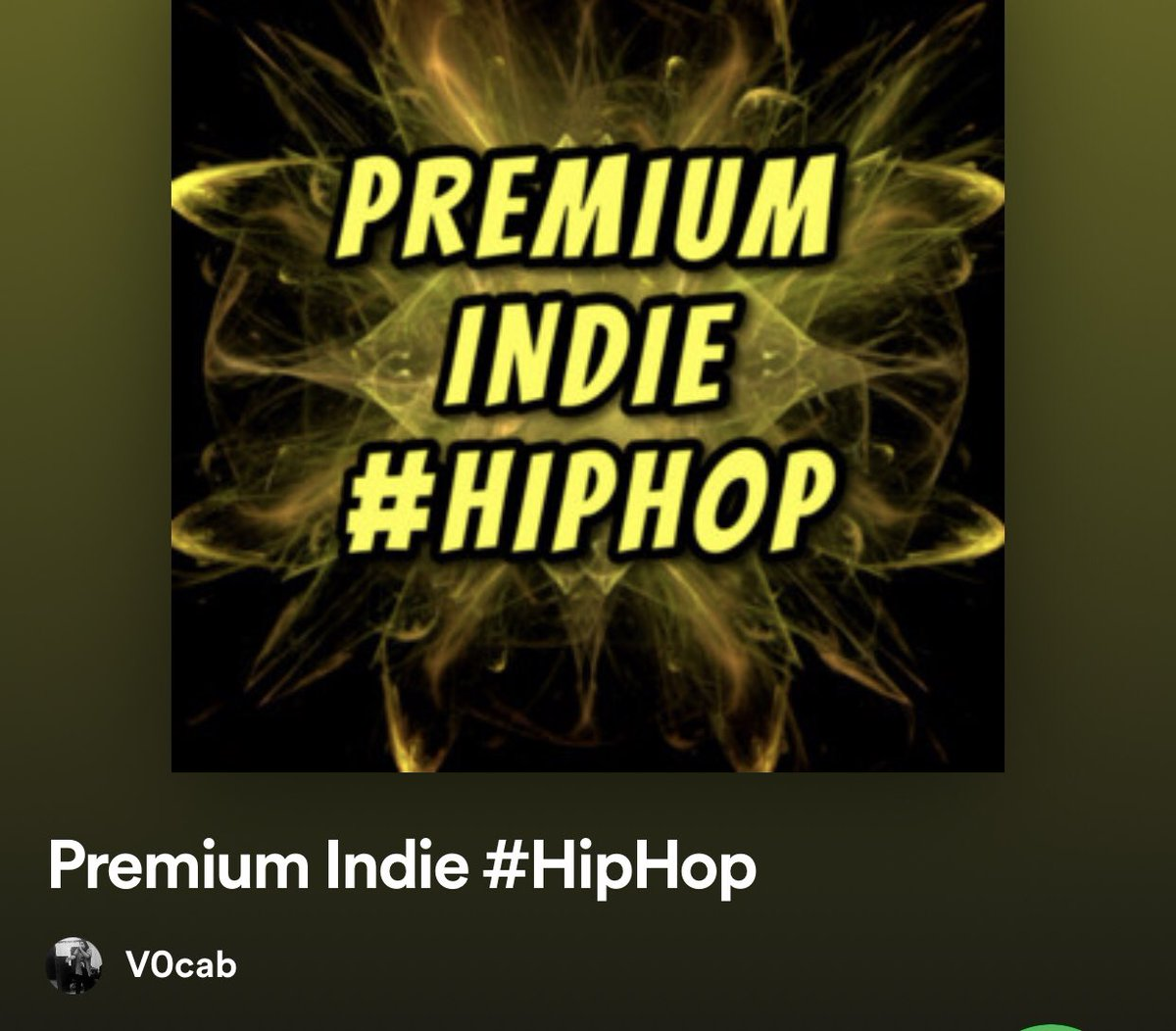 Yooo what up y'all!! Check out this playlist on Spotify nothing but dope artists 💯💯💯