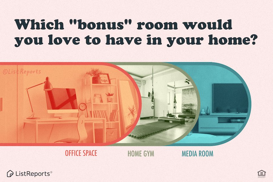 Whatever you want more space for, we'll find it! Your priorities are my priorities! #thehelpfulagent #home #houseexpert #house #listreports #bonus #dreamhome #homeowners #realestate #realestateagent #househunting