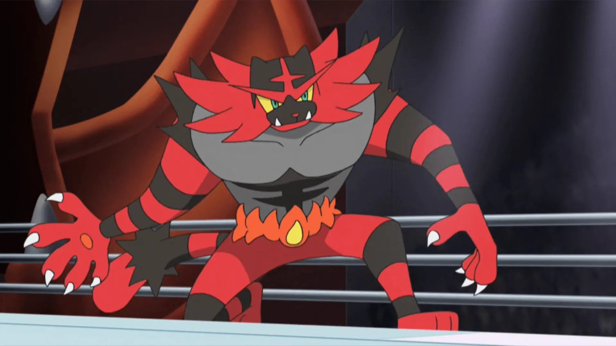 Happy #PokemonDay and a reminder that the Pokémon series is secretly a wrestling game.