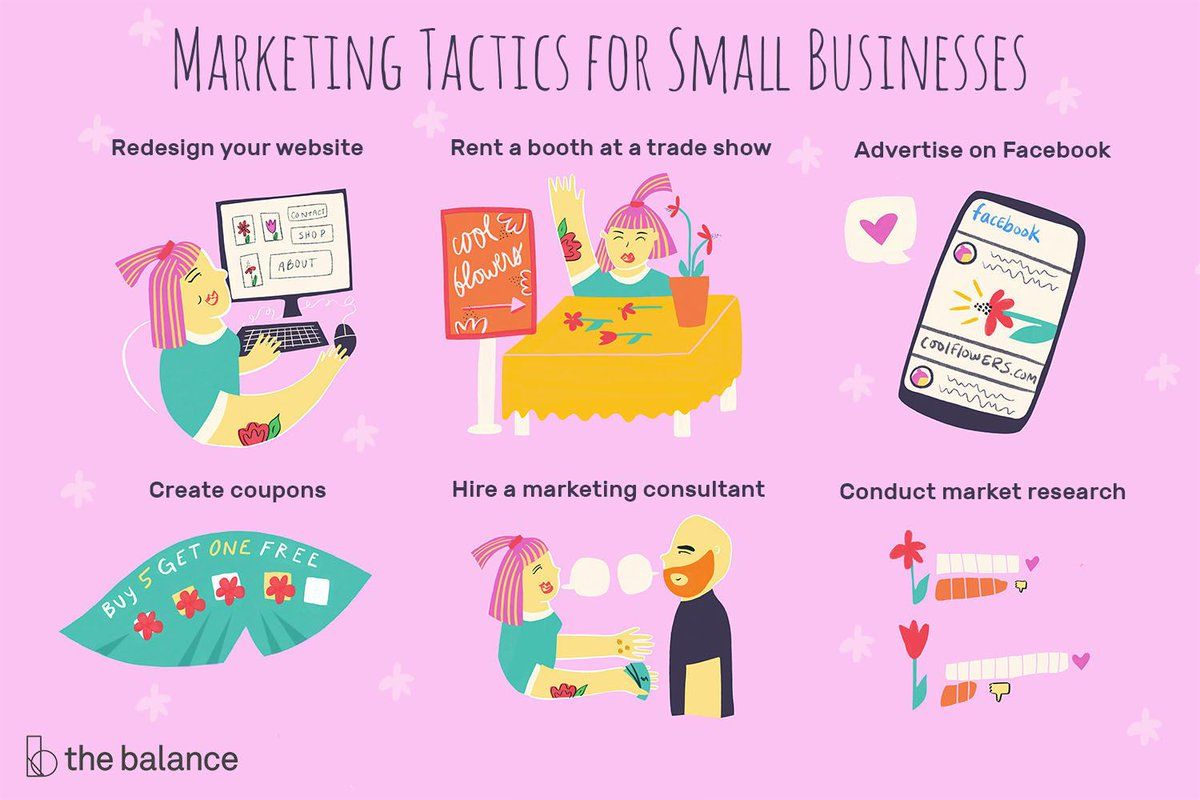 Are you struggling to grow your small business? Here are some tips to help you grow your audience! #Smallbusiness #Marketing