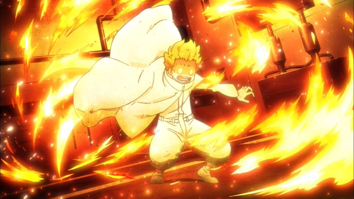 Looks like the #FireForce eps where I voice Nataku Son are starting tonight on #Toonami at 12:30 AM CST! Whoo! Super exciting! Make sure to watch as I scream my guts out! FIIIRRREEE!!! 🔥🤩 🔥