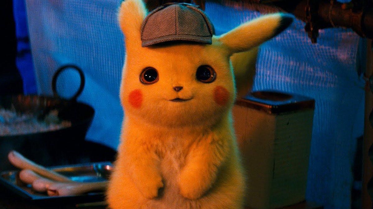 Happy #PokemonDay 🖤 never forget this amazing movie #DetectivePikachu @VancityReynolds I love it💛