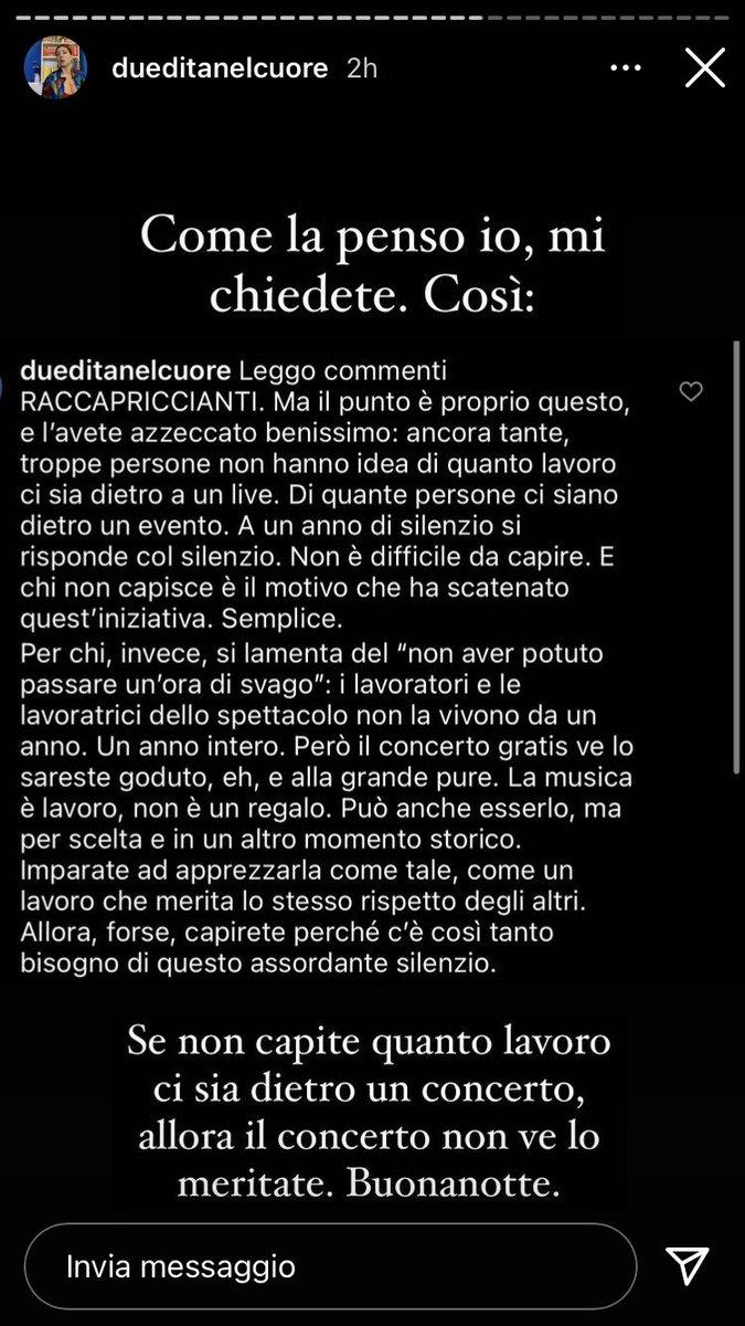 #ultimoconcerto