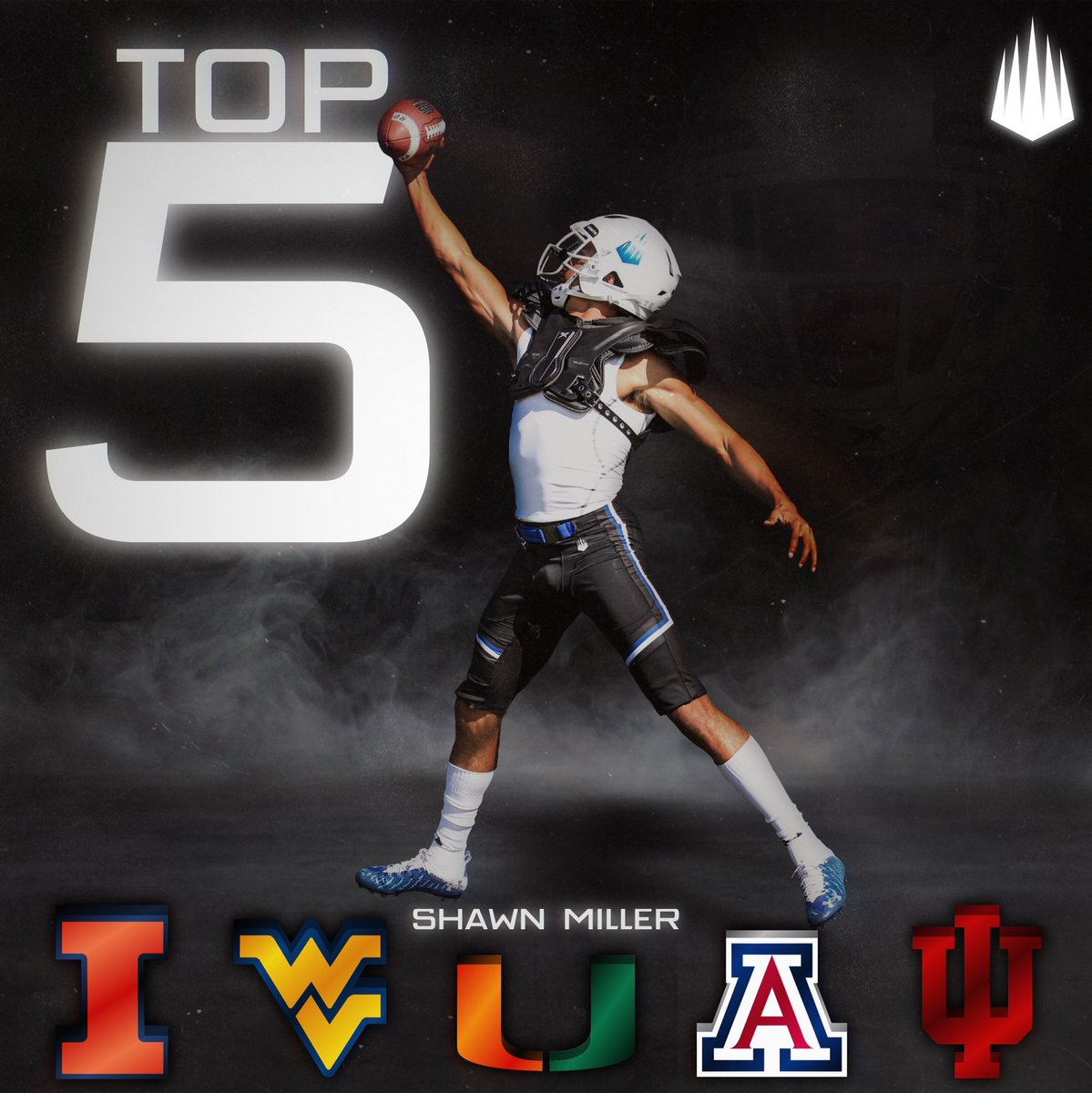 Replying to @ShawnMiller__: I want to thank all the schools that have shown interest. #top5
