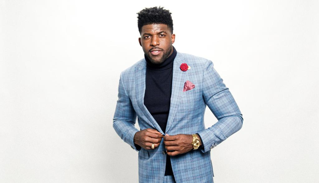 .@EmmanuelAcho will be hosting #TheBachelor After the Final Rose on Monday, March 15 on ABC 🌹