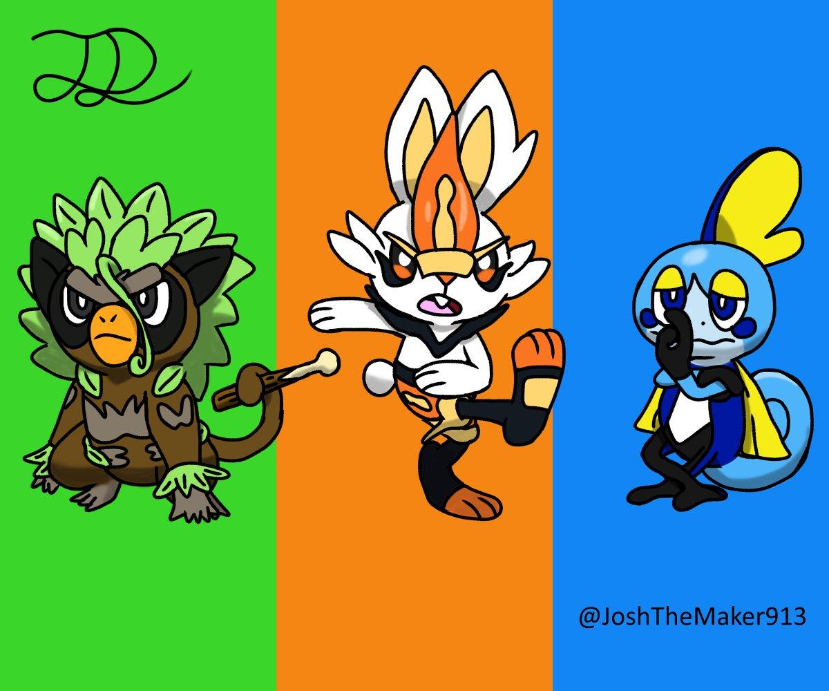 Reposting some of my favorite Pokemon art for this year's #PokemonDay . Happy 25th! #Pokemon25